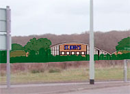 St. John's Garden Centre Proposed New Build at Roundswell